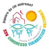 Logo del XXV Congresso Eucaristico Nazionale 2011