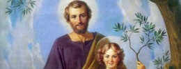 Festa di San Giuseppe in via Fondà