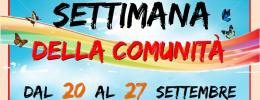 Settimana della Comunità 2015